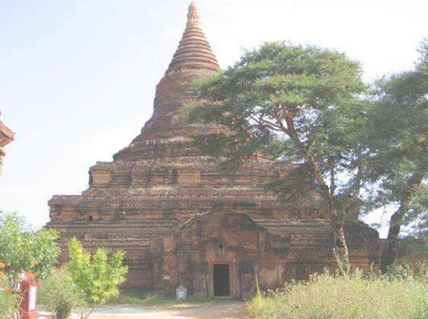 (Myin Pya Gu Exterior) (Late Anawrahta Period) (1070-1075)